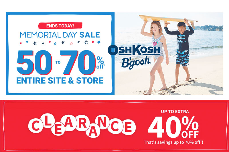 Oshkosh Deals